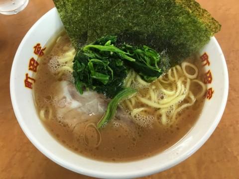 ラーメン720円